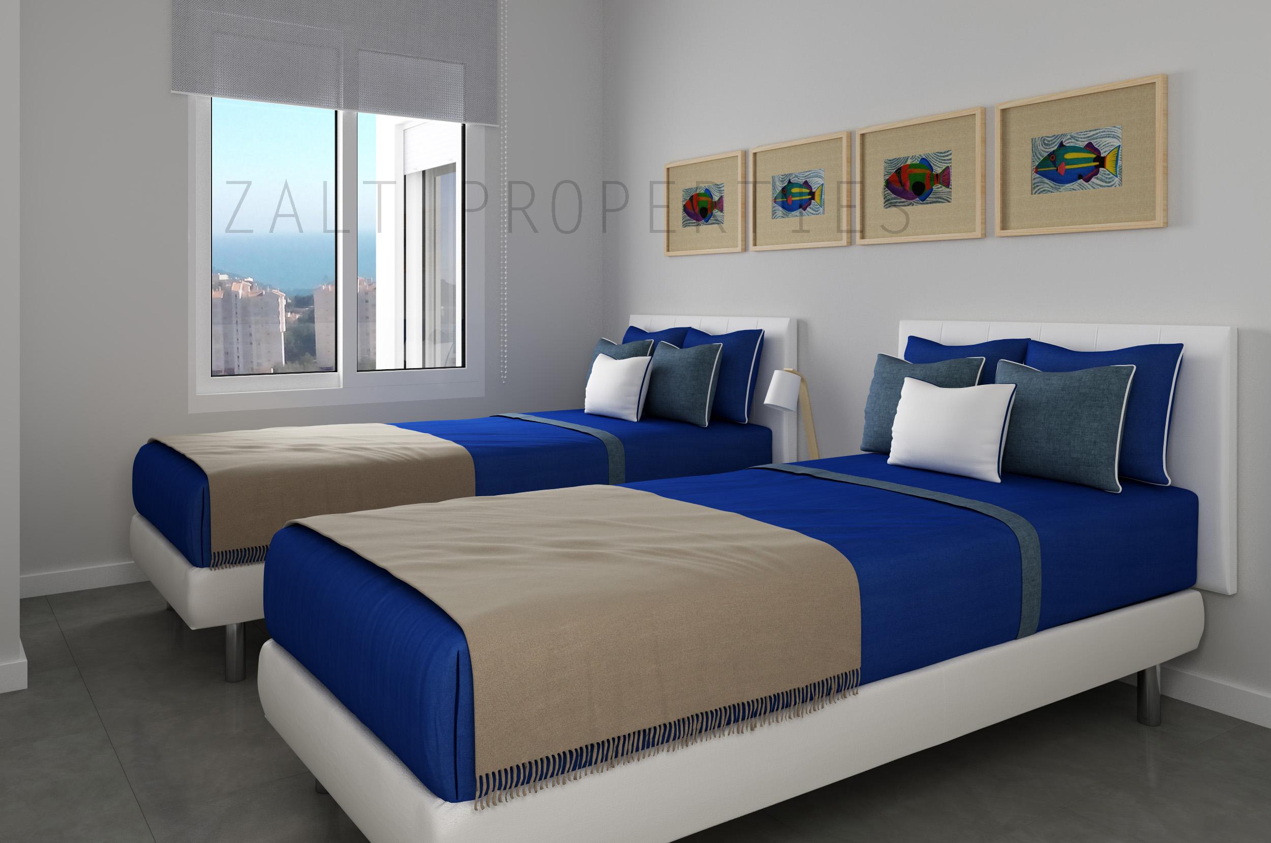 Campoamor zalt properties for Dormitorio invitados
